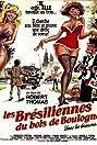 Les Brésiliennes du Bois de Boulogne (1984) Poster