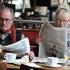 Jim Broadbent and Lindsay Duncan in Le Week-End (2013)