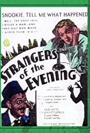Strangers of the Evening Poster