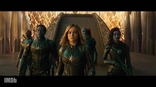 Gemma Chan Didn't Know She Was Auditioning for 'Captain Marvel'