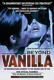 Beyond Vanilla Poster