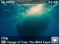 cd2279f6cee Voyage of Time: The IMAX Experience (2016) - IMDb
