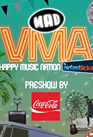 MAD Video Music Awards '14 by Airfasttickets: Happy Music Nation Poster