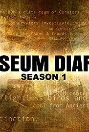 Museum Diaries Poster