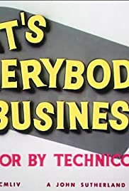 It's Everybody's Business Poster