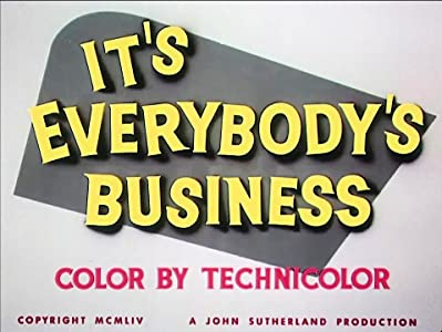 Downloads latest movies It's Everybody's Business by [BluRay]