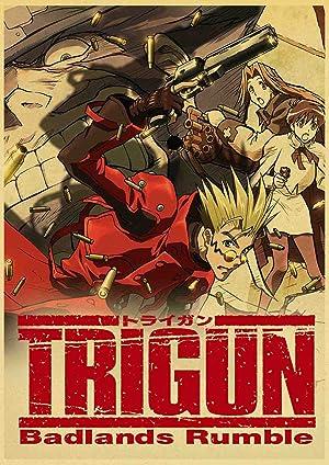 Trigun: Badlands Rumble