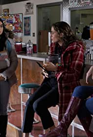 Landry Bender, Hope Lauren, and Stella Baker in The Republic of Sarah (2021)