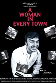 A Woman in Every Town Poster