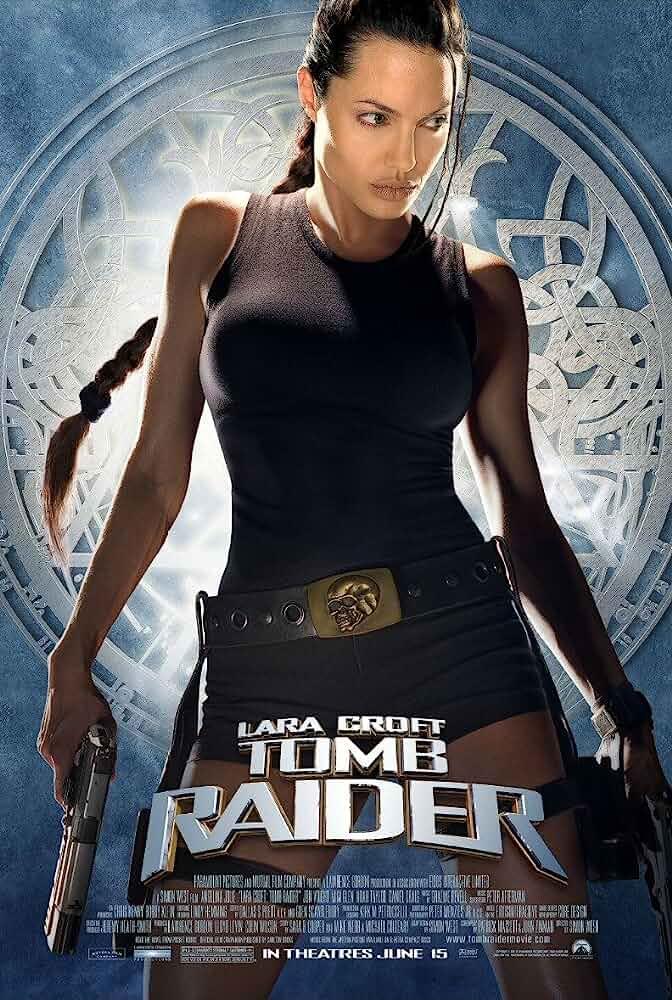 Lara Croft: Tomb Raider | 2001 | Hindi + English | 1080p | 720p | WEB-DL