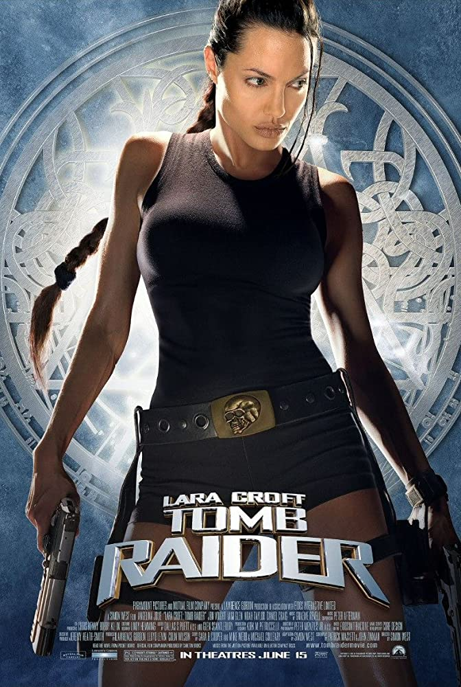 Lara Croft Tomb Raider (2001) Hindi Dual Audio 480p BluRay ESubs 350MB