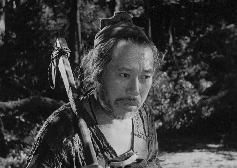 Takashi Shimura in Rashômon (1950)