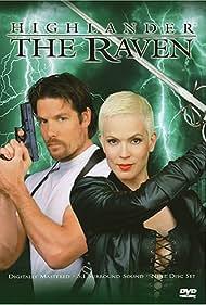 Elizabeth Gracen and Paul Johansson in Highlander: The Raven (1998)