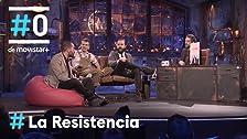 Antonio Castelo, Iggy Rubín y Jorge Ponce
