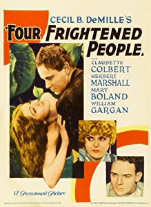 Movie site download for free Four Frightened People by Cecil B. DeMille [UltraHD]
