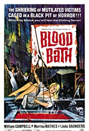 Blood Bath (1966) Poster - Movie Forum, Cast, Reviews