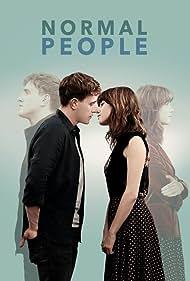 Daisy Edgar-Jones and Paul Mescal in Normal People (2020)