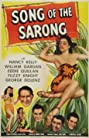Song of the Sarong (1945) Poster