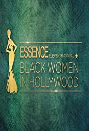 Essence 11th Annual Black Women in Hollywood Awards Poster