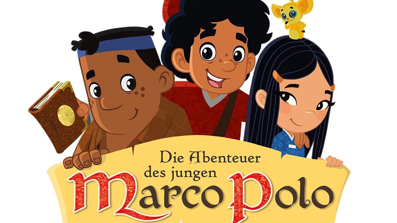 The Travels of the Young Marco Polo (TV Series 2013– ) - IMDb