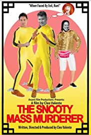 The Snooty Mass Murder Poster