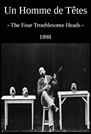 Four Heads Are Better Than One Poster