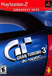 Gran Turismo 3: A-Spec Poster