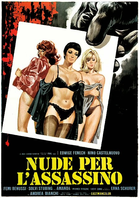 Nude per l'assassino (1975)