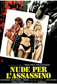 Strip Nude for Your Killer Poster