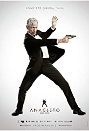 Anacleto: Agente secreto (2015) Poster - Movie Forum, Cast, Reviews