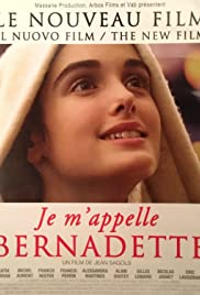 Je m'appelle Bernadette Poster