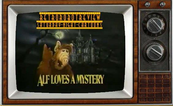 ALF 1×27 – ALF Ama el Misterio