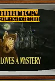Alf Loves a Mystery Poster