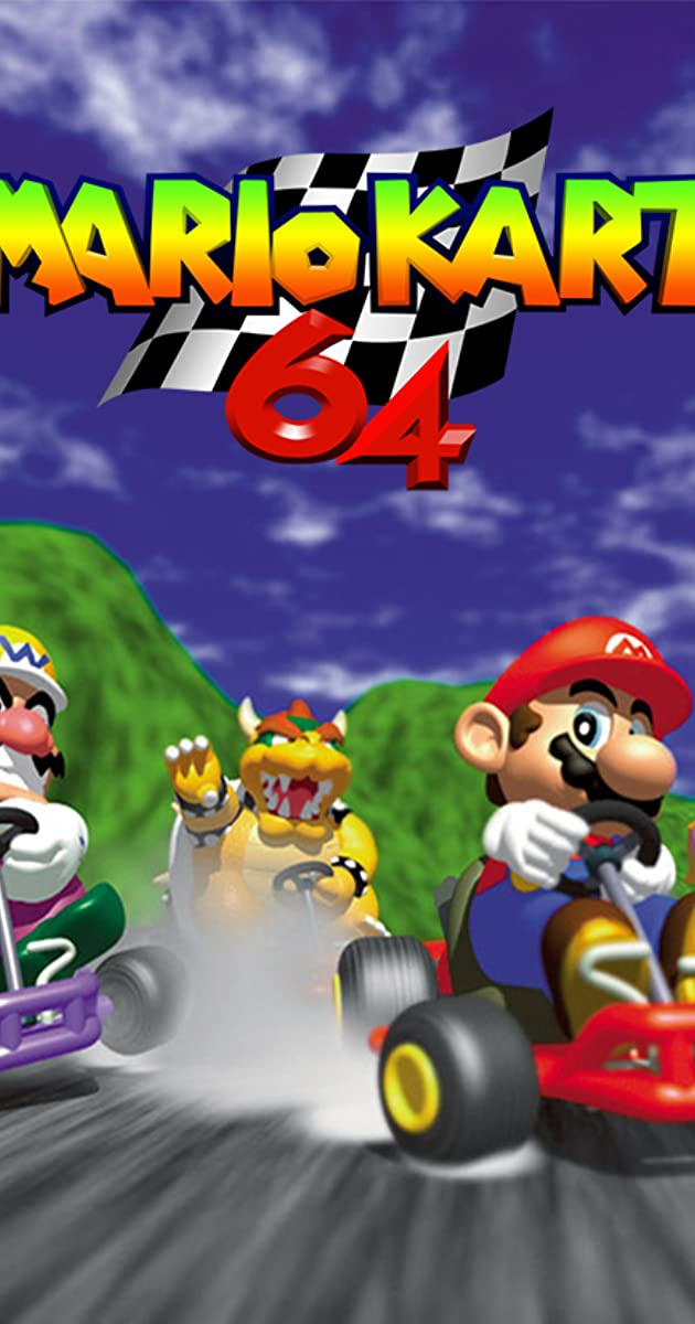 Mario Kart 64 Video Game 1996 Mario Kart 64 Video Game 1996 User Reviews Imdb