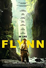 Corey Large and Thomas Cocquerel in In Like Flynn (2018)