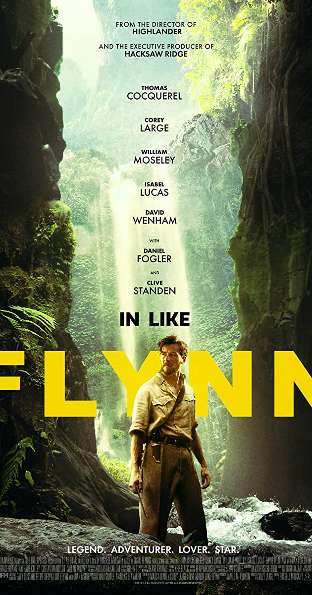 Subtitle of In Like Flynn