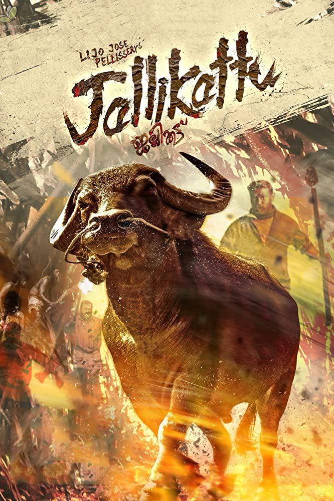 Jallikattu 2020 Telugu 410MB HDRip ESub Download