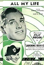Laughing Irish Eyes Poster