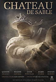Chateau De Sable Poster