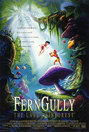 FernGully: The Last Rainforest Poster Image