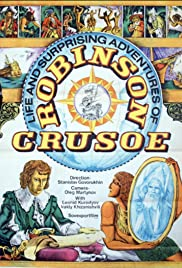 Robinson Crusoe (1973) Poster - Movie Forum, Cast, Reviews