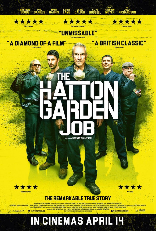 The Hatton Garden Job 2017 Imdb