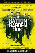 The Hatton Garden Job (2017) Poster