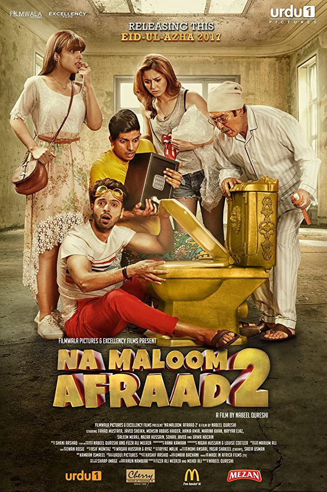 Na Maloom Afraad 2 2017 Urdu 350MB HDRip Download