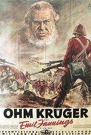 Ohm Krüger Poster