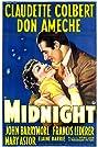 Midnight (1939) Poster