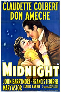 Midnight by Preston Sturges