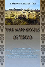The Man-Eaters of Tsavo Poster