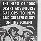 Mona Maris and Gilbert Roland in The Desert Hawk (1944)