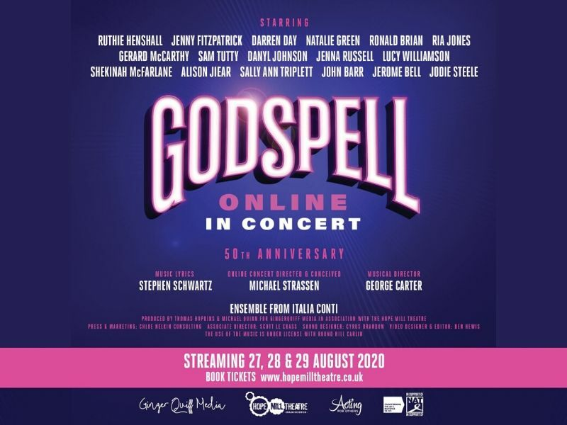 watch Godspell: 50th Anniversary Concert on soap2day